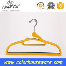 Lovely Shape Velvet hanger for clothes