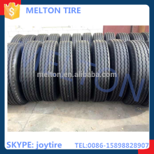 Neumático del remolque de la venta directa de la fábrica del neumático 10.00-20 precio barato mercado de EE. UU.