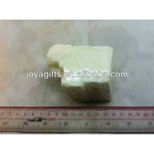 Natural Rough Power piedra ROCK, Raw Calcita Piedra de piedra