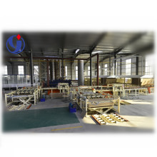 Woodworking machinery Resin oriented strand board production line/osb machine