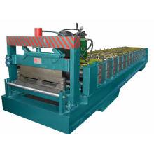 Профилегибочная машина для производства кровельных листов для скрытых стыков Машина для производства кровельных панелей Станок для производства листов