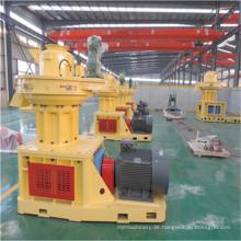 Holzpellet-Maschine für festen Brennstoff der Biomasse (1.0 ~ 1.5TPH)