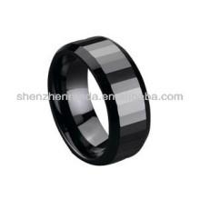 Anillos de moda de cerámica de la manera de los anillos de la manera de la joyería de los anillos de los anillos de la manera