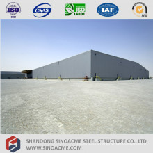 Large Span Space Frame Logistic Center Building