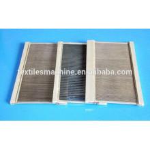 Hochwertiges Schilf für Textilmaschinen