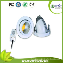Directo de fábrica redondo 85-277V 3600mm 26W giratorio LED Downlight