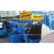 Vollautomatische Qualität Ce & ISO Regenwasser Fallrohr Roll Formmaschine