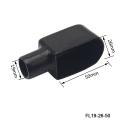 Tampa da bateria isolada do pvc do carro / tampa terminal da bateria
