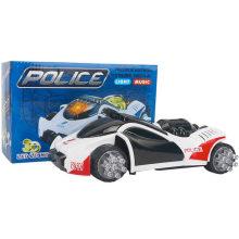 Luz Modelos De Música Brinquedo Simulação De Polícia Carro De Brinquedo Elétrico