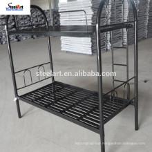 cheap metal Double deck Dubai bunk bed price