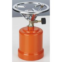 Poêle à gaz Portable en acier inoxydable pour Camping