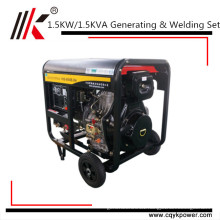8A high quality portable diesel welding machine generator for sale philippines
