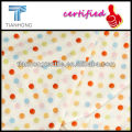 100% Cotton Printed Dobby Fabric/ Horizontal Stripe Dobby Fabric/Dot Printed Fabric