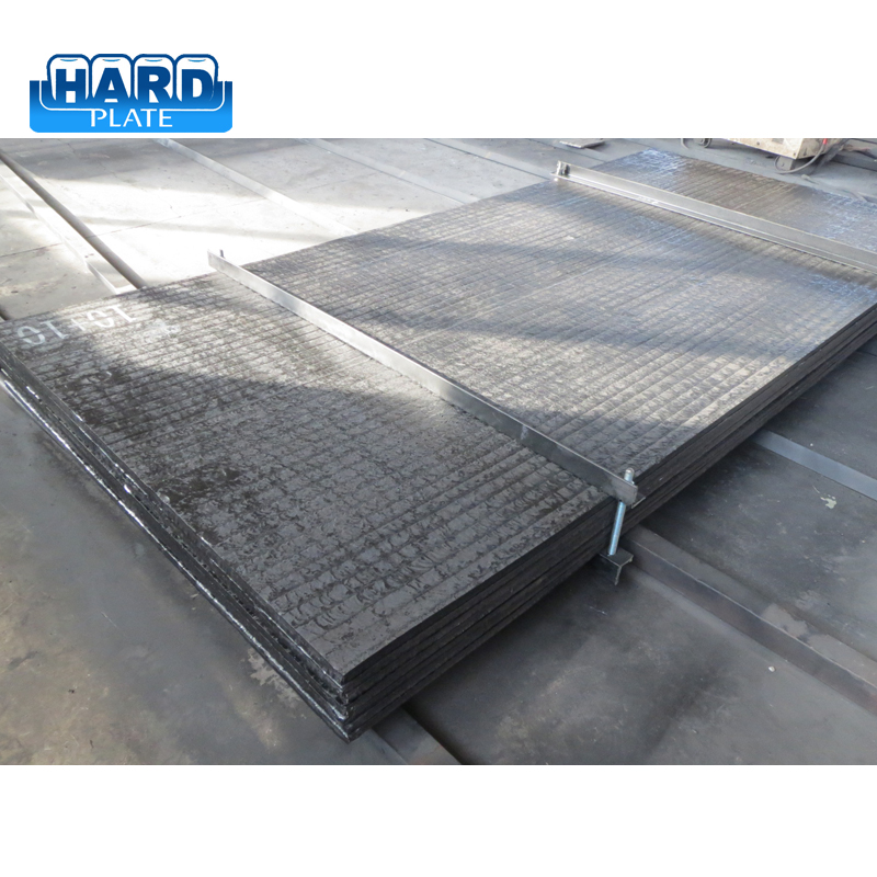 Chromium Carbide Steel Plate
