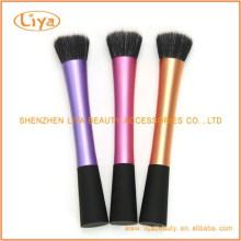 Professionelle Kosmetik Make-up Werkzeug Gesicht machen bis oberen flachen Pinsel Rouge Powder Foundation Werkzeug