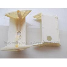 Peça de giro do CNC do OEM disponível para peças de automóvel / peças médicas (LW-02528)