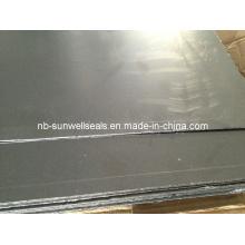 La feuille de graphite renforce la feuille de métal