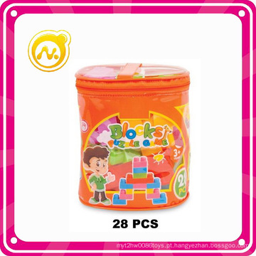 Brinquedos de plástico educativos