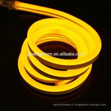 Flexible LED Light AC 220V 240V 2835 RGB LED Neon tube Waterproof led sign board tube rope lamp