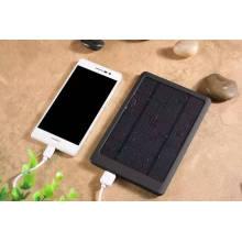 Cargador móvil ultrafino del banco del teléfono celular de poder de la batería solar portátil 2017