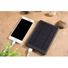 2017 Ultra-Thin Portable Solar Battery Mobile Power Cell Phone Bank Charger