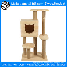 Hot Selling Cat Climbing Tree Slipper Cat Scratcher and Bed