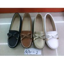Chaussures Falt & Comfort Lady avec semelle extérieure TPR (SNL-10-068)