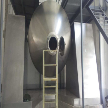 Double cone Vacuum Drier with certificates