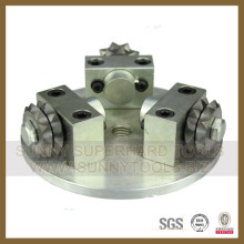 Alloy Bush Hammer for Litchi Surface Grinding