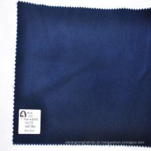 Tecido de veludo para homens em estoque para revestimento de terno e calças
