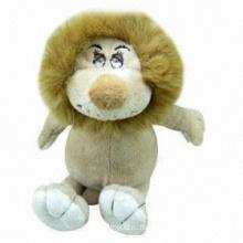 Чучела Плюшевые Дикие животные Lion Toy