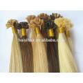 New arrival High quality balmain pre bonded hair extensions