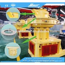 90 Kw Ring Die Biomass Pellet Machine