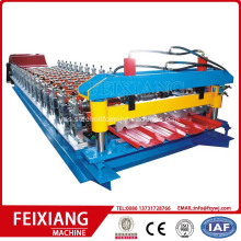 Trapezoidal Metal Roll Roll Forming Machine