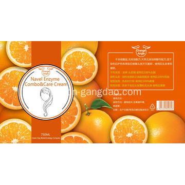 Gannan navel orange shampoo