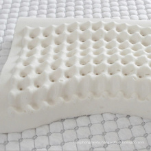 Hot Selling Beauty Massage Latex Pillow for Ladies Home Furniture / Bedding Set