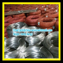 electro galvanized wire/galvanized iron wire