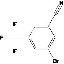 3-Бром-5- (трифторметил) бензонитрил CAS № 691877-03-9