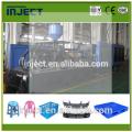 Máquina de moldeo por inyección de plástico silla, máquina de inyección de plástico