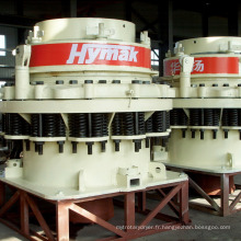 Hymak hydraulique sable cône concasseur prix