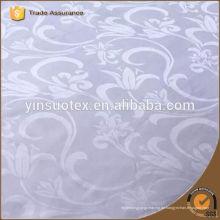 Weißes Baumwoll-5-Sterne-Hotelgewebe für Bettwäsche-Set, Stoffstoff