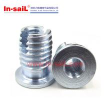 China Fastener Supplier Automatischer Gewindeschneid-Installationsgewindeeinsatz-Mutter-Hersteller
