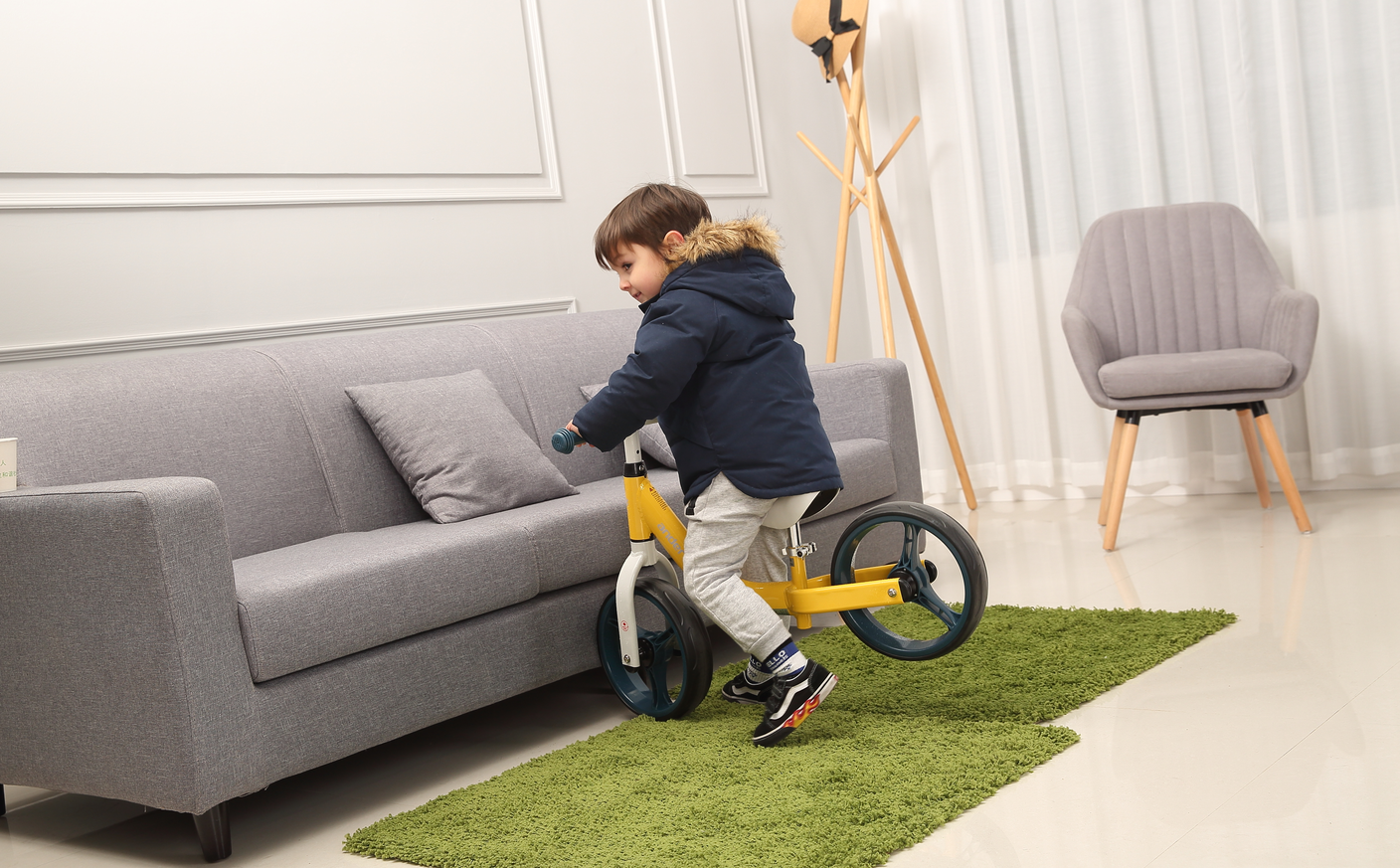 kid's toy bicycle