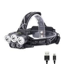 Outdoor XML-T6 Led Headlamp Powerful Led Headlight