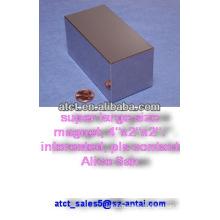 Powerful n52 neodymium magnet large size 101.6X50.8X50.8MM