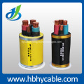 10KV Control Shielded Electric Cable For Mining