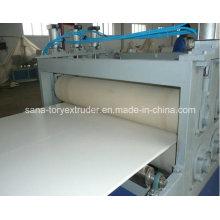 Rigid PVC Celuka Foam Board Production Line/Plastic Extrusion Machinery