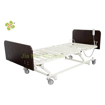 Adjustable Low Height Bed Electric