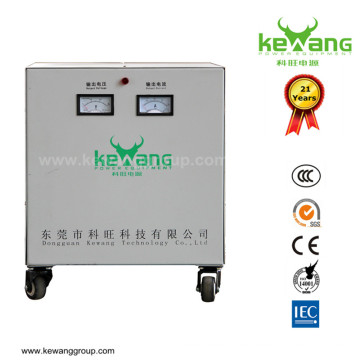 Se Serie Luftgekühlter LV Transformator Trenntransformator Hohe Genauigkeit 15kVA