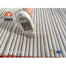Tubes sans soudure en acier inoxydable ASTM A312 TP316/inox 316L